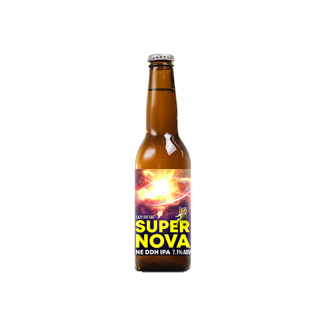 LAZY FAT CAT SUPERNOVA NE DDH IPA