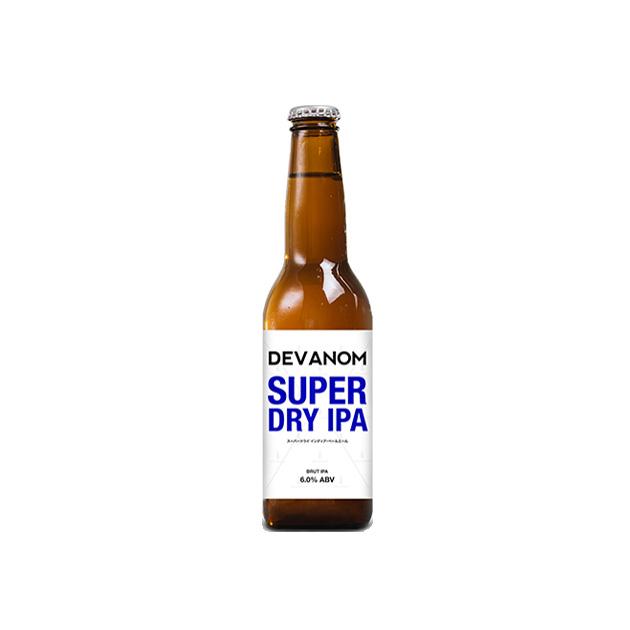 DEVANOM SUPER DRY BRUT IPA