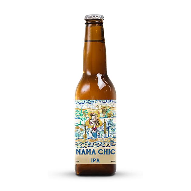 Mamachic IPA 6.0% (IPA)