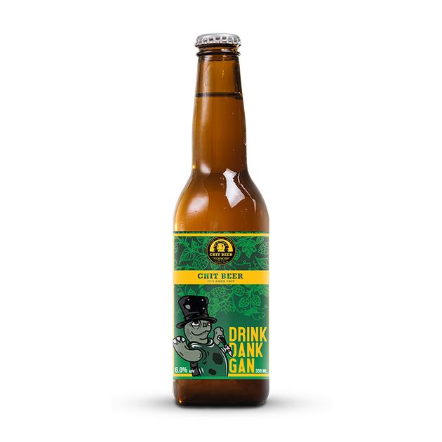 Drink Dank Gan IPA (IPA) 6.0%