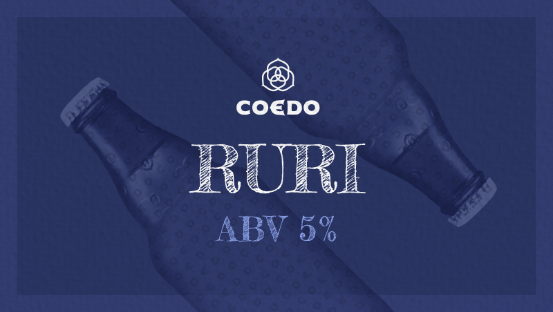 COEDO Ruri 瑠璃 5%