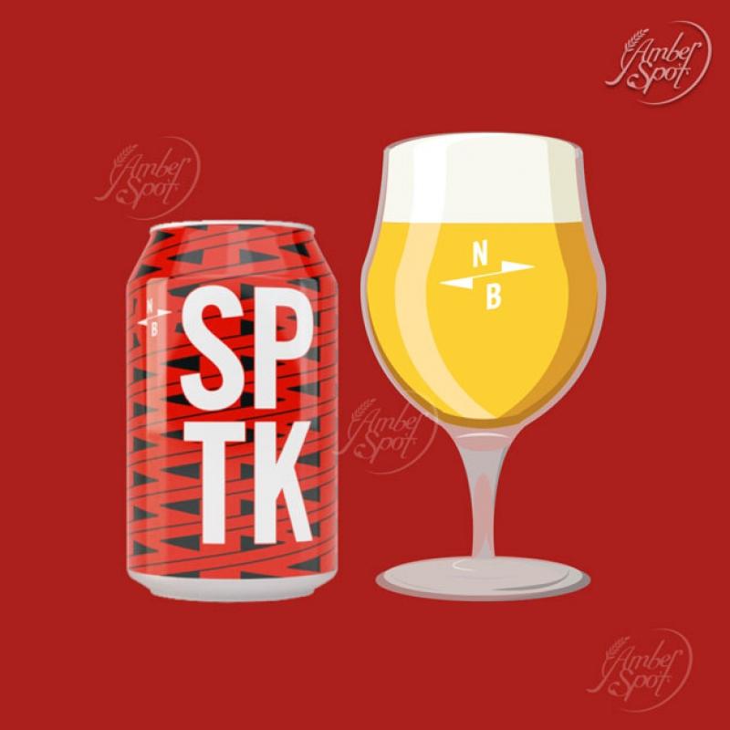 NORTH Sputnik 5.0% Pale Ale