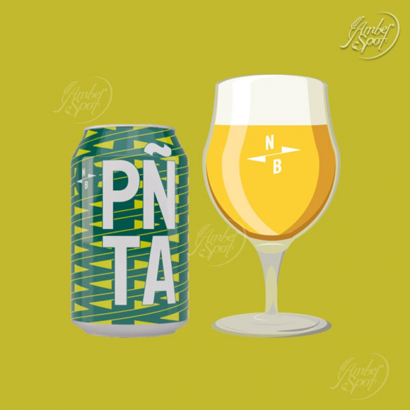 NORTH Piñata 4.5% Tropical Pale Ale
